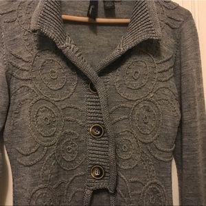 Steam punk waist coat